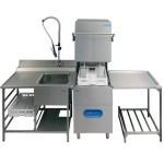 Купольная посудомоечная машина ПММ К-1
