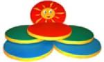 Мягкий игровой набор  «Солнышко»