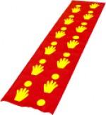 Дорожка красная