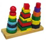 Пирамидки Радуга